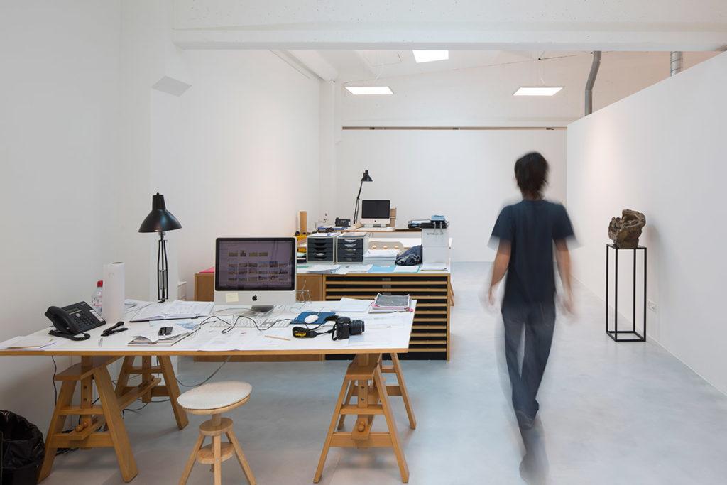 Immagine dello studio di architettura